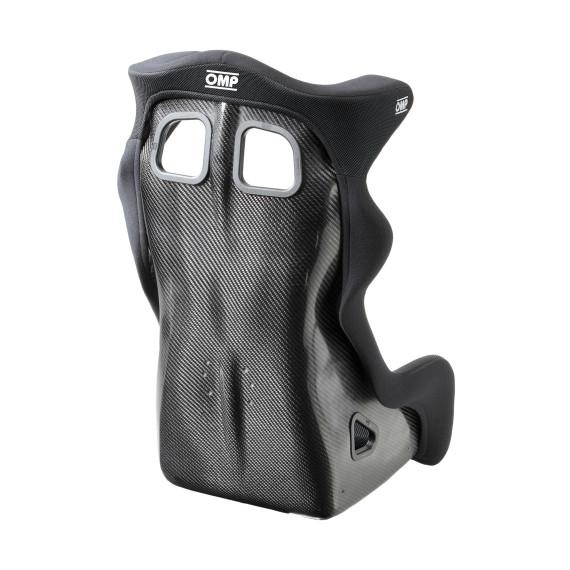 OMP HTE-R CARBON FIA SEAT BLACK
