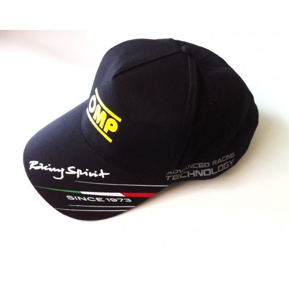 GORRA OMP RACING ADULTO